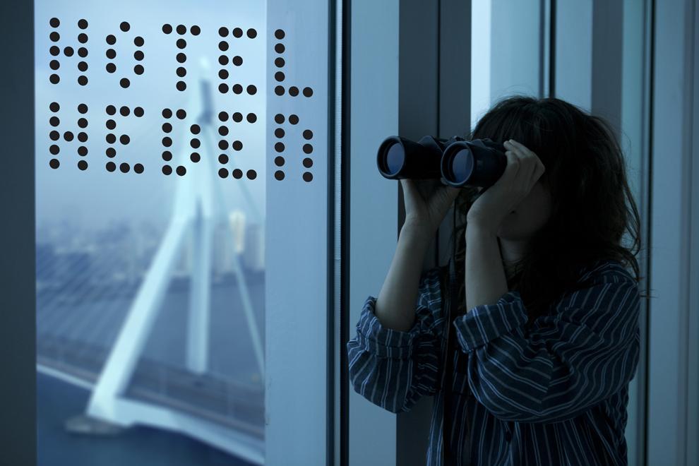 persfoto Hotel Heden