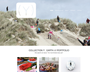 PROJECT WEBSITE: CollectionY.earth