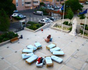 HOTEL de VILLE & The GIGA SLIDE
